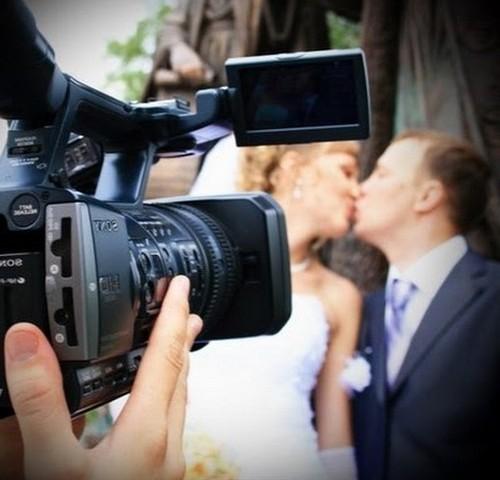 Фото и видеосъемка на свадьбу заказать